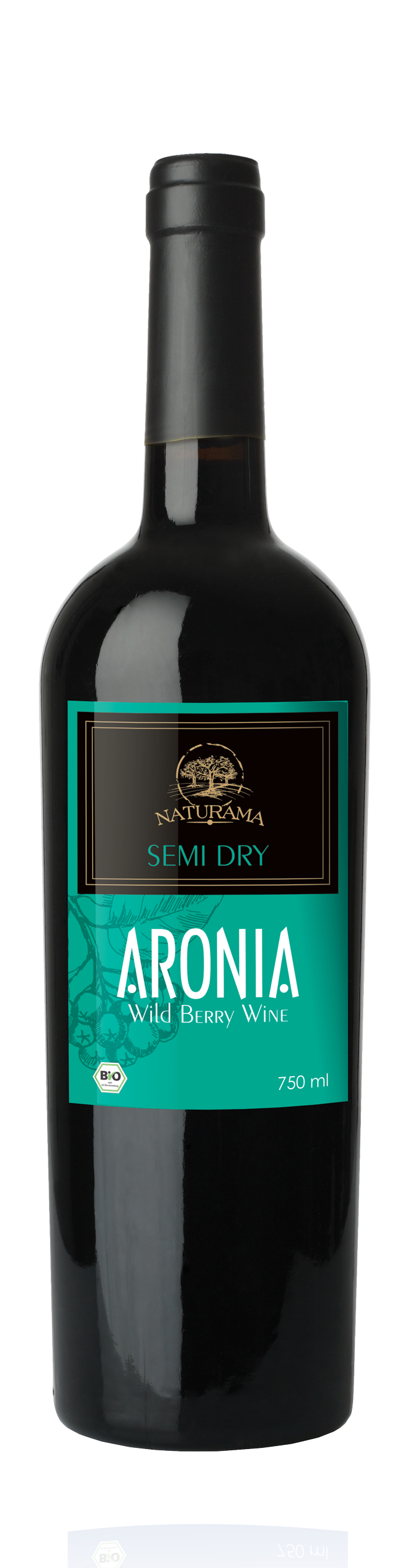 Aronia – Wild Berry Wine (SEMI DRY)