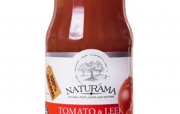 Tomato & Leek