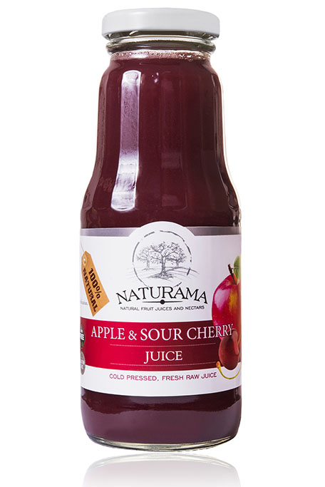 Apple & Sour Cherry